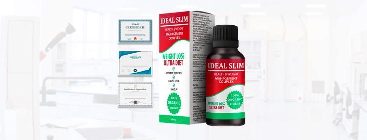 Ideal Slim – opiniones, efectos y composición – una revisión.