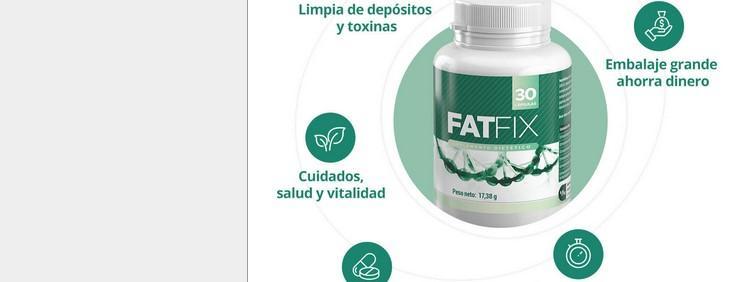 FatFix – opiniones, efectos y composición – una revisión